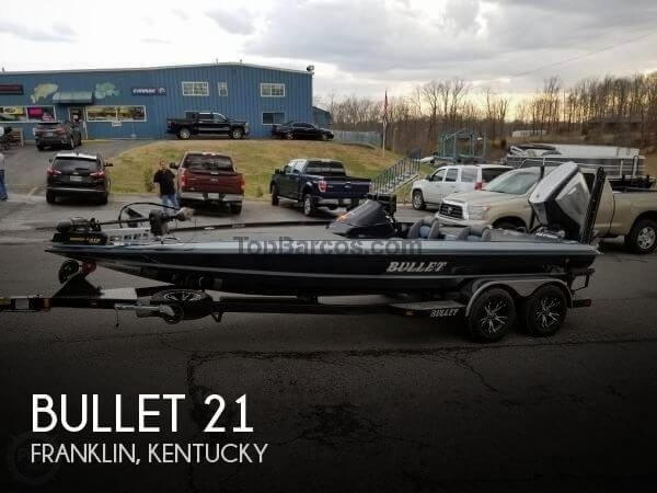 Bullet 21 in Simpson (Kentucky) Used boats - Top Boats