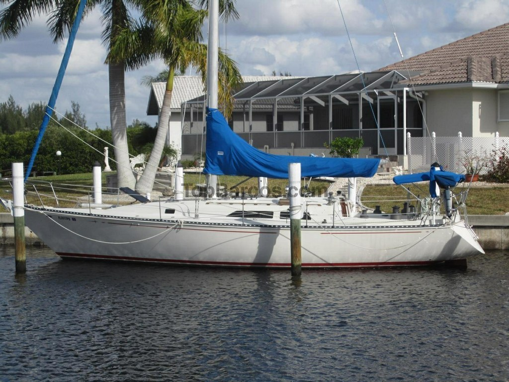 C&C 40-2 Centerboard in Charlotte (Florida) Used boats - Top Boats
