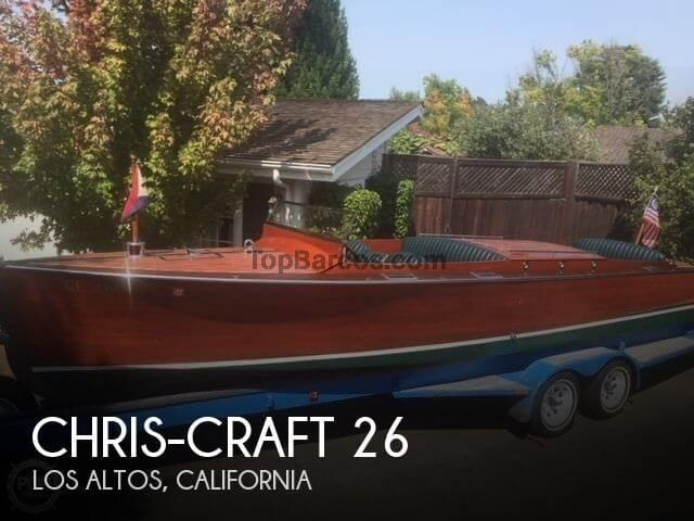Chris-Craft 26