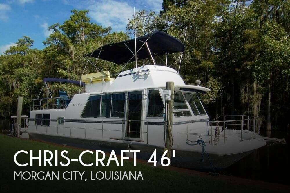 Chris-Craft 46 Aqua Home Cavalier