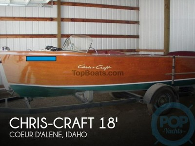 Chris-Craft Model 100 Triple Cockpit Runabout in Martin (Florida