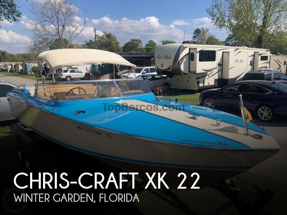 Chris Craft Xk