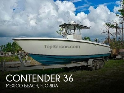 Contender 23 In Used Boats Top Boats