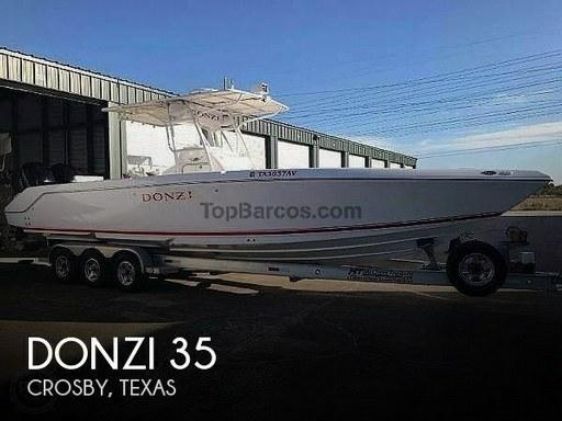 Donzi Marine - Top Boats