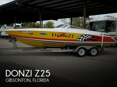 Donzi Marine - Top Boats