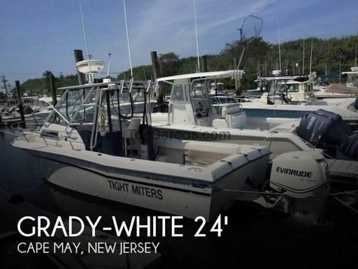 Grady-White Sailfish 282 on Washington (Rhode Island) for