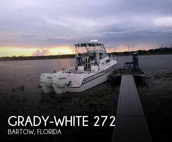Grady-White 272 Sailfish in Anne Arundel for $24,500 Used