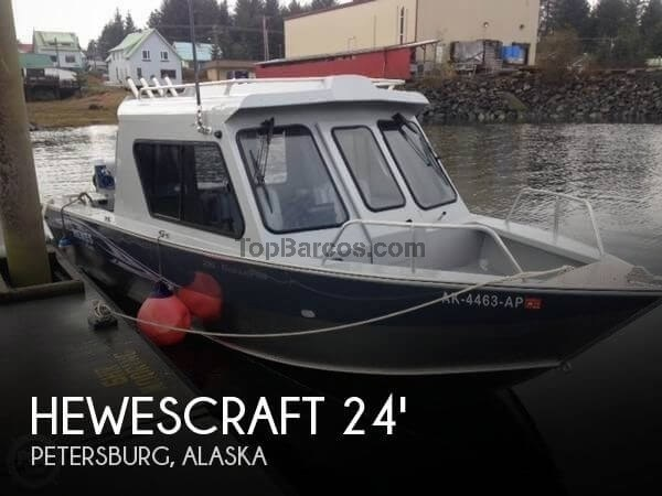 Hewescraft 220 Ocean Pro in Juneau (Alaska) Used boats - Top Boats
