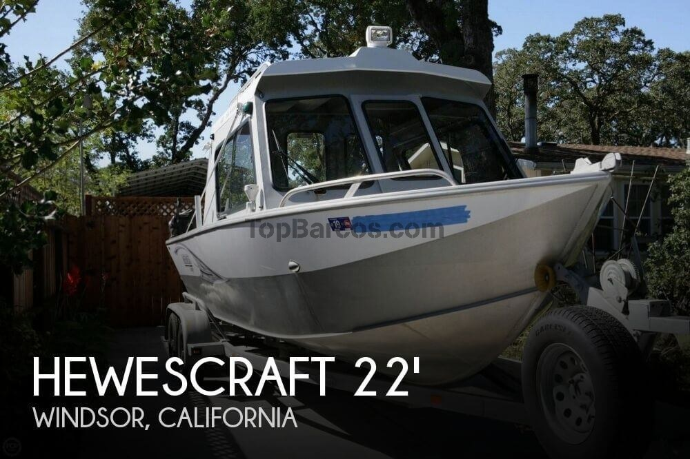 Hewescraft 220 Sea Runner in Sonoma Used boats - Top Boats
