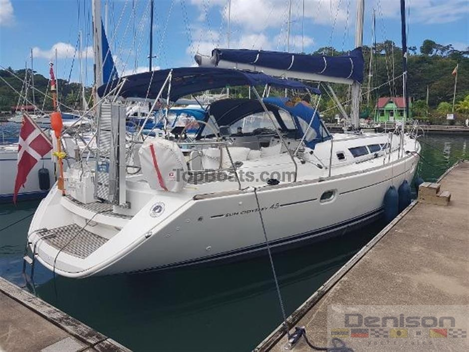 Jeanneau Sun Odyssey 45 on Broward for $129,000 Used boats