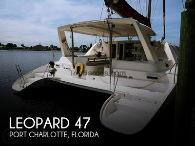 used Catamarans in Florida - Top Boats