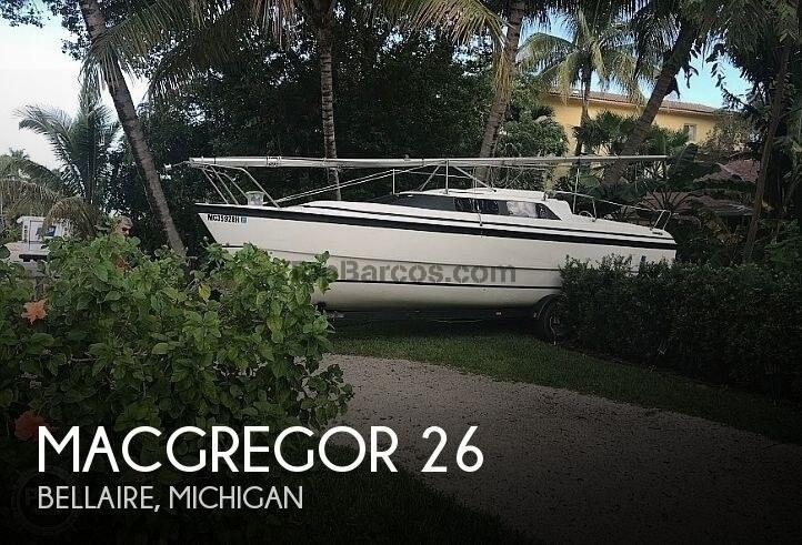 Mac Gregor Yachts 26