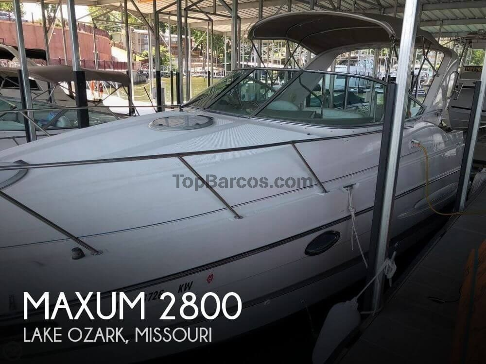 Maxum 2800 in Miller (Missouri) for $25,900 Used boats - Top