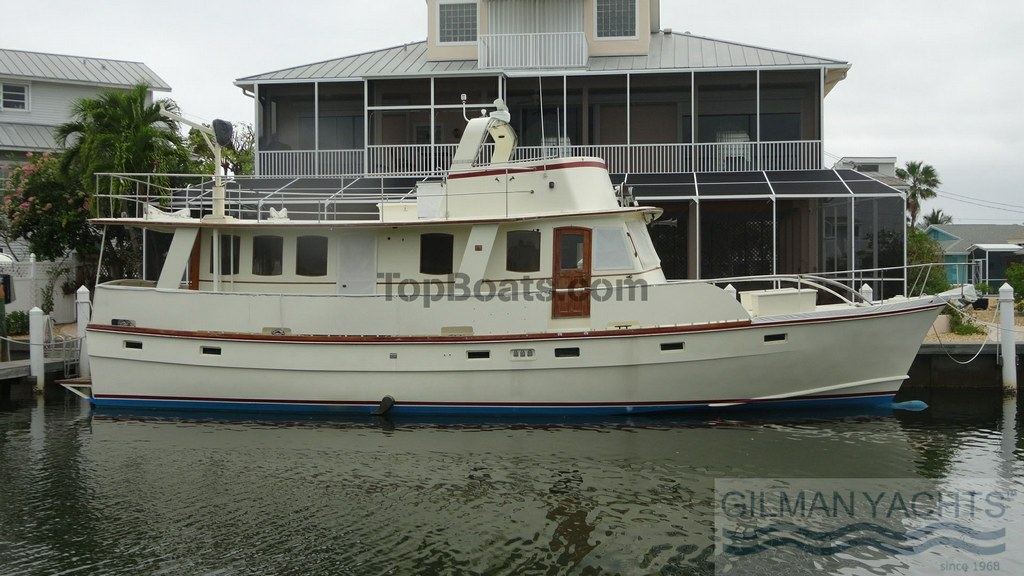 Morgan Long Range Cruiser in Lee (Florida) Used boats - Top