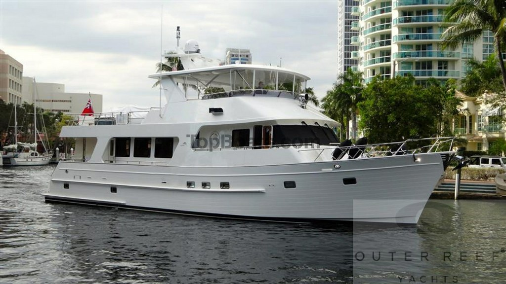 Outer Reef Yachts 700 MY in Palm Beach Used boats - Top Boats