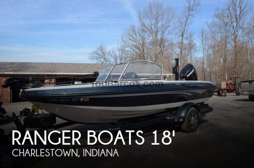 Ranger boats Reata 1850LS in Clark (Indiana) Used boats