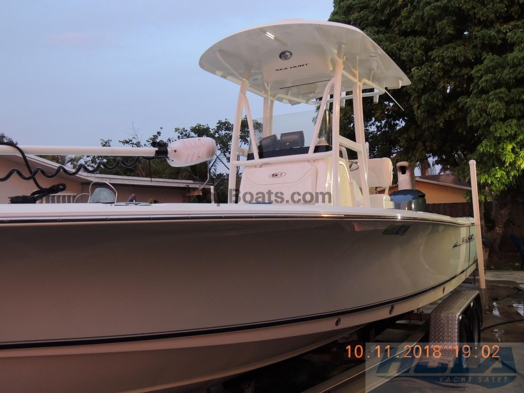 Sea Hunt 24 Bx >> Sea Hunt Bx 24 Br On Miami Dade Used Boats Top Boats