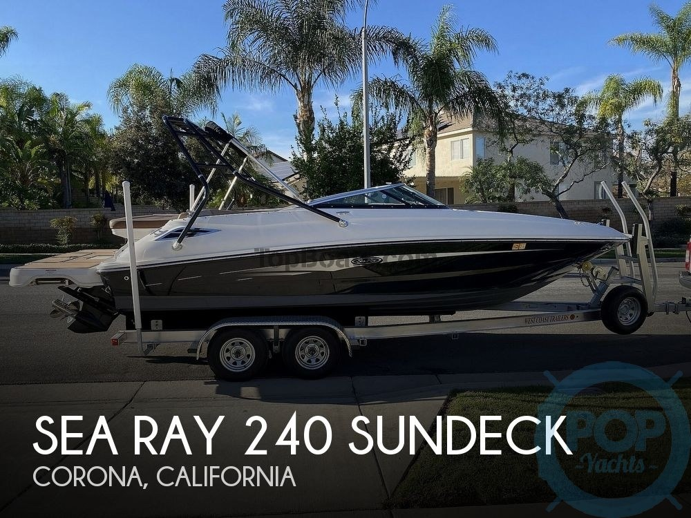 Sea Ray 240 Sundeck in Duval (Florida) Used boats - Top Boats