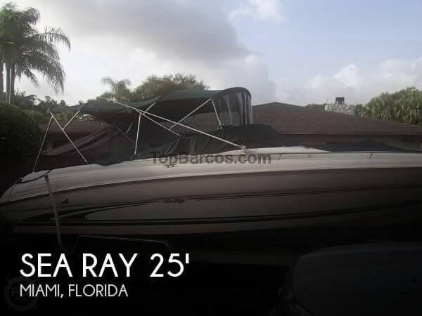 Sea Ray 260 Signature on Miami-Dade for $21,000 Used boats