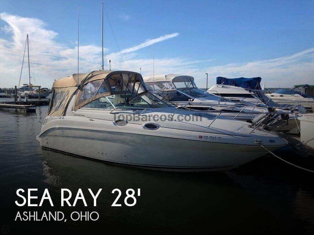 Sea Ray 260 Sundancer in Ashland (Ohio) Used boats - Top Boats