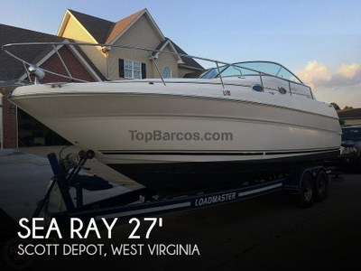Sea Ray 270 Sundancer in used boats - Top Boats