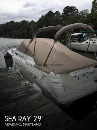 Sea Ray 270 Sundancer in used boats - Top Boats