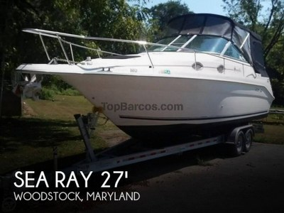 Sea Ray 270 Sundancer in used boats - Top Barcos