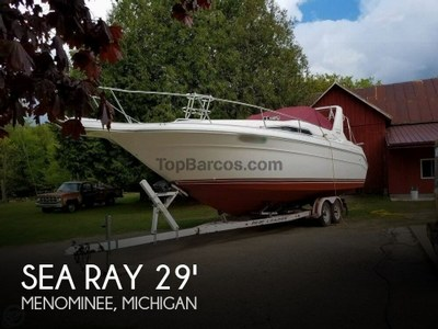 Sea Ray 280 in used boats - Top Barcos