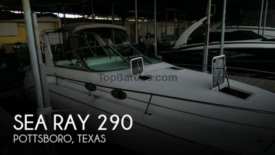 Sea Ray 290 in used boats - Top Boats