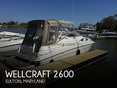 Wellcraft Martinique 2600 in used boats - Top Boats on