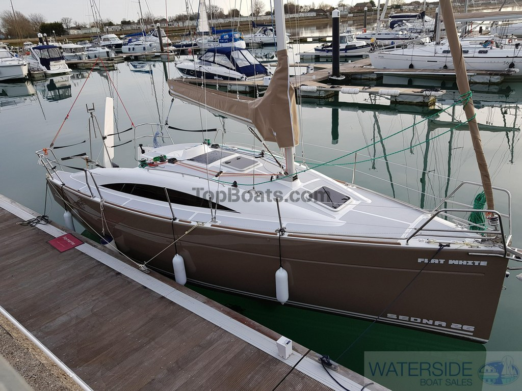 Sedna 26 Swing Keel new boat in Hampshire - Top Boats
