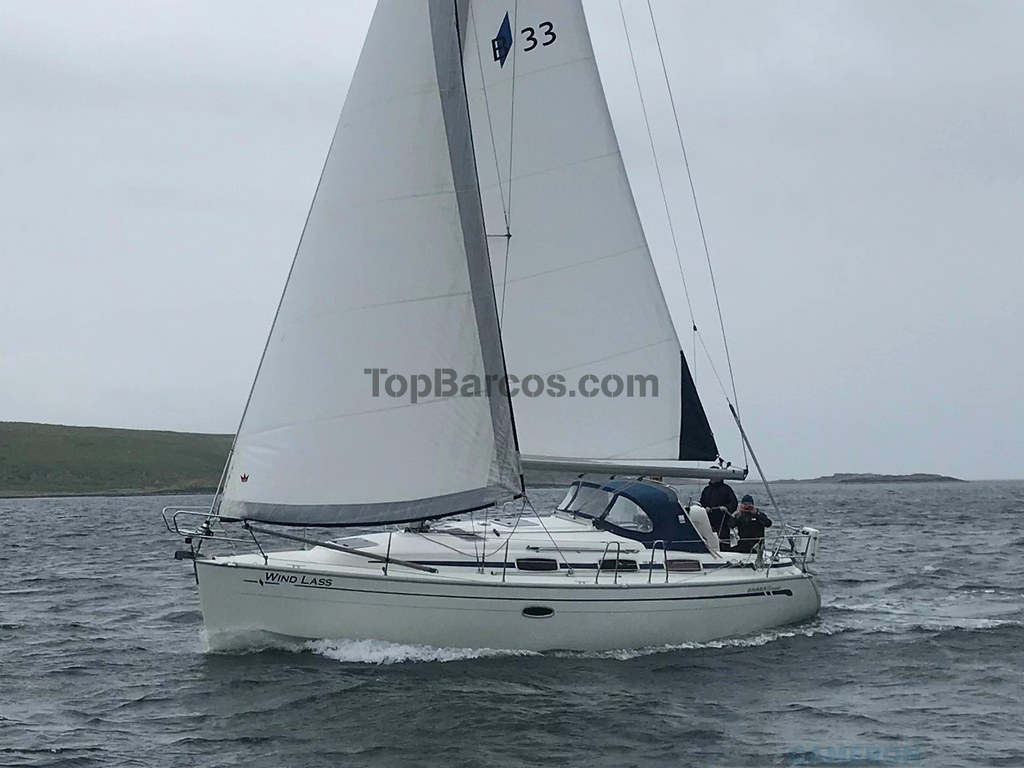 Bavaria Yachts 33 cruiser in argyll_and_bute Used boats - Top Boats