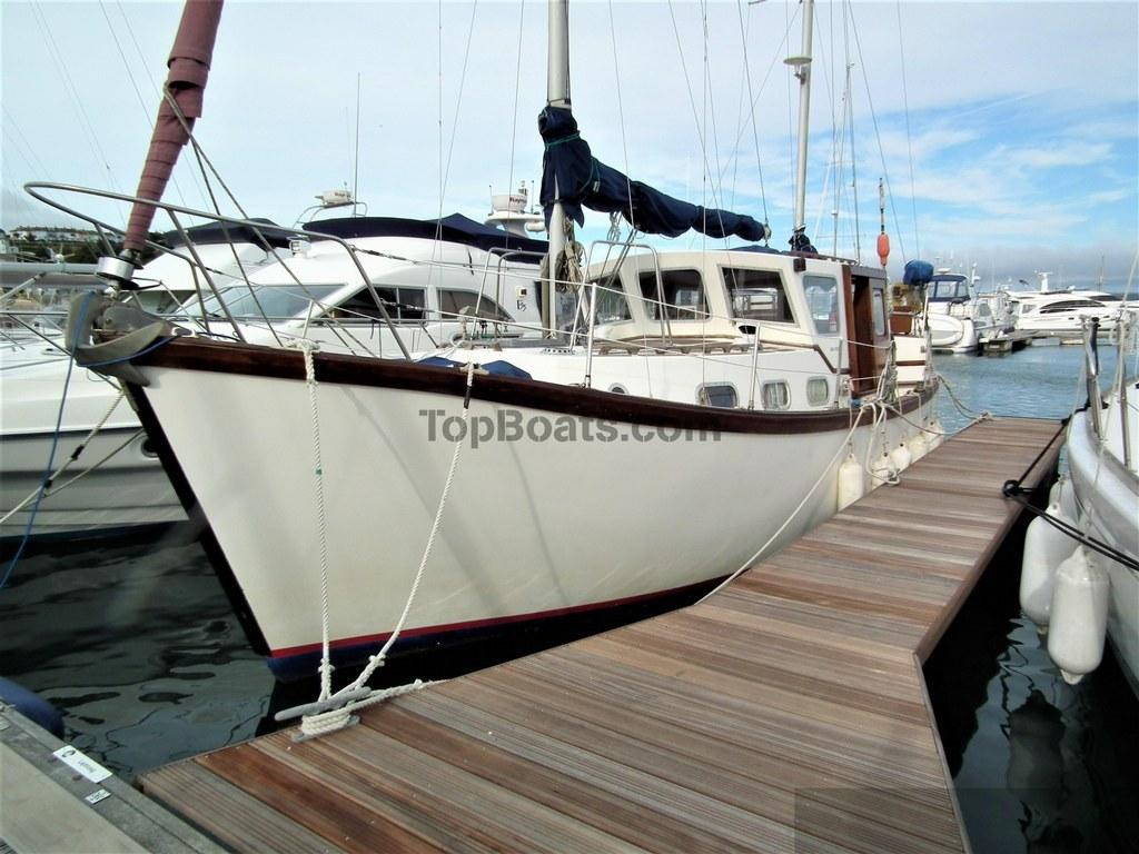 colvic watson 32  u00e0 torbay bateaux d u0026 39 occasion