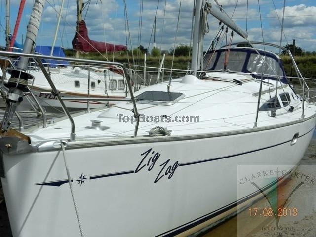Jeanneau Sun Odyssey 35 Lifting Keel In Kent Used Boats Top Boats