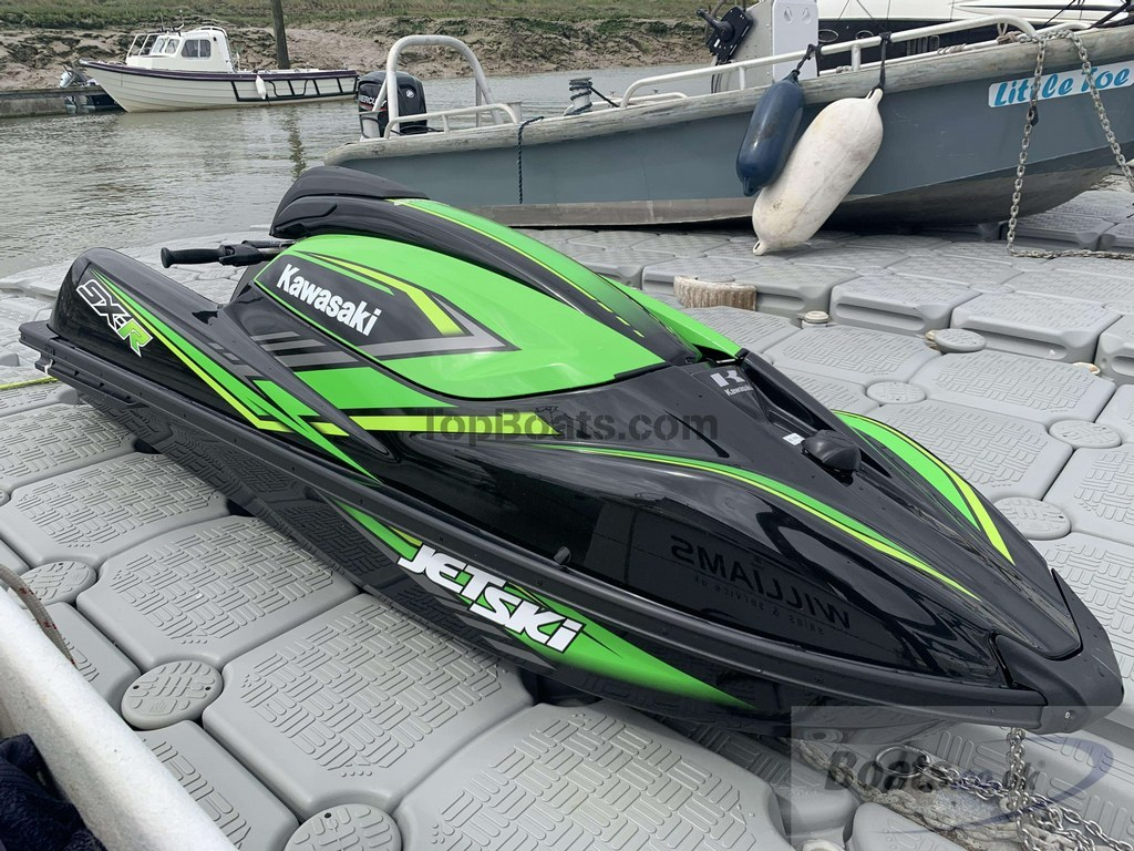 Kawasaki Sxr Stand Up Jet Ski In Essex Used Boats Top Boats