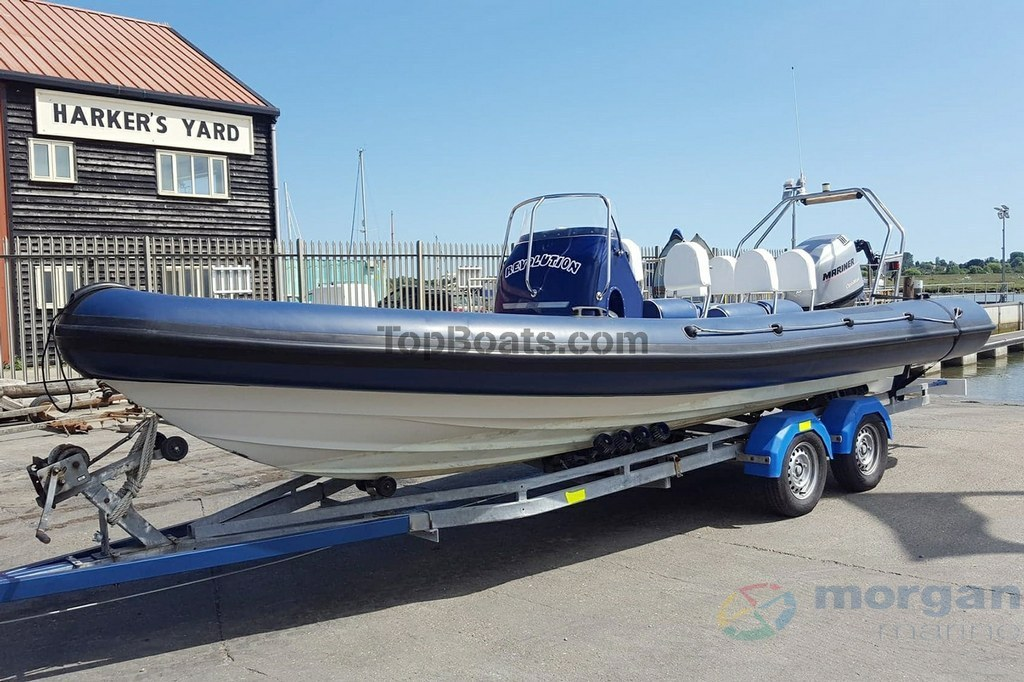 Porters 6 5m RIB in Essex for $22,559 Used boats - Top Boats