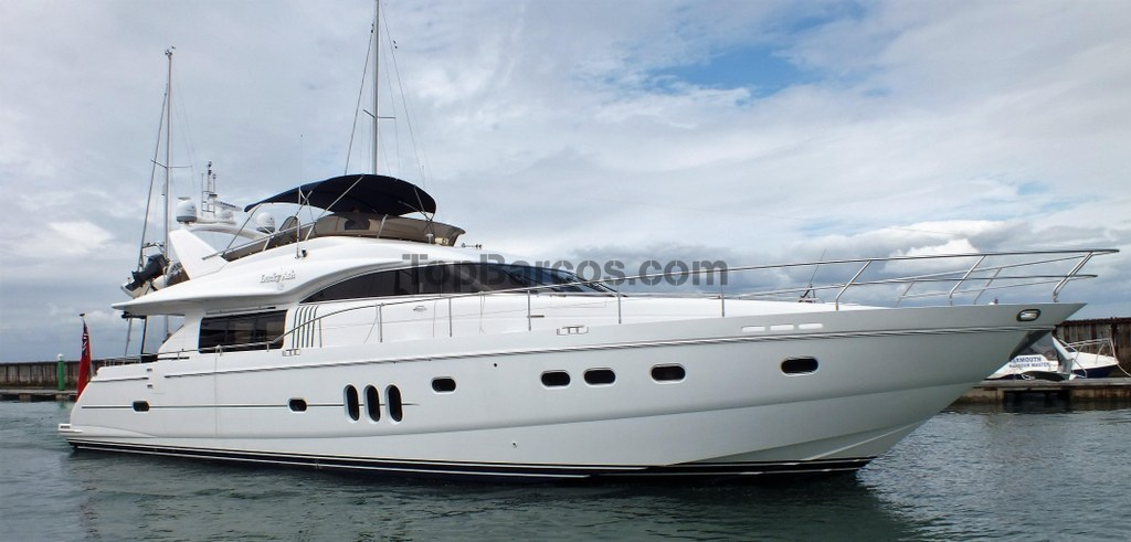 Princess 23m On Hampshire For 163 880 000 Used Boats Top Boats