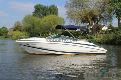 Sea Ray 240 overnighter in poole Used boats - Top Boats
