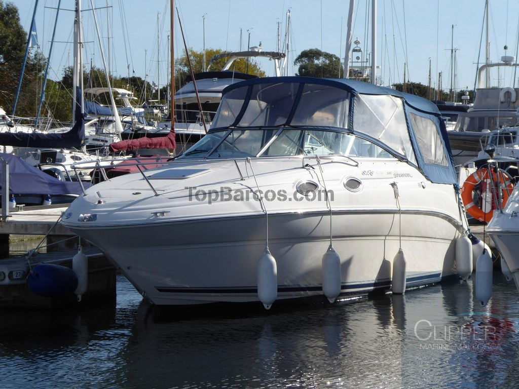 Sea Ray sundancer 240 in mid_sussex Used boats - Top Boats