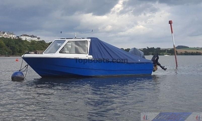 Seahawk Workboats 18 Fastcatch