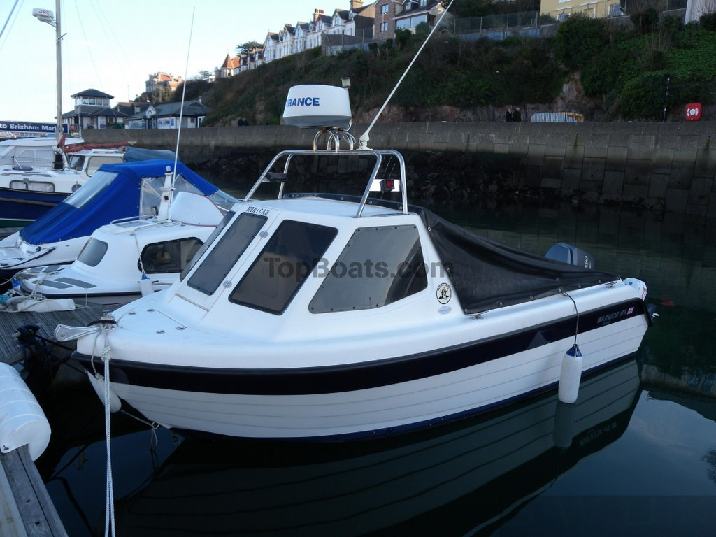 Warrior 175 export in torbay Used boats - Top Boats
